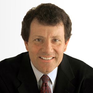 Learn More About Nicholas Kristof