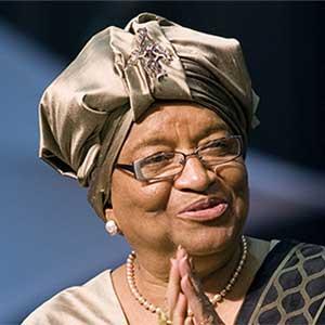 Learn More About President Ellen Johnson Sirleaf