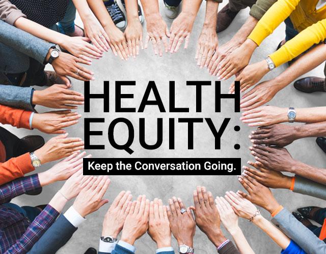 Health Equity Speakers