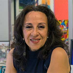 Learn More About Maria Hinojosa