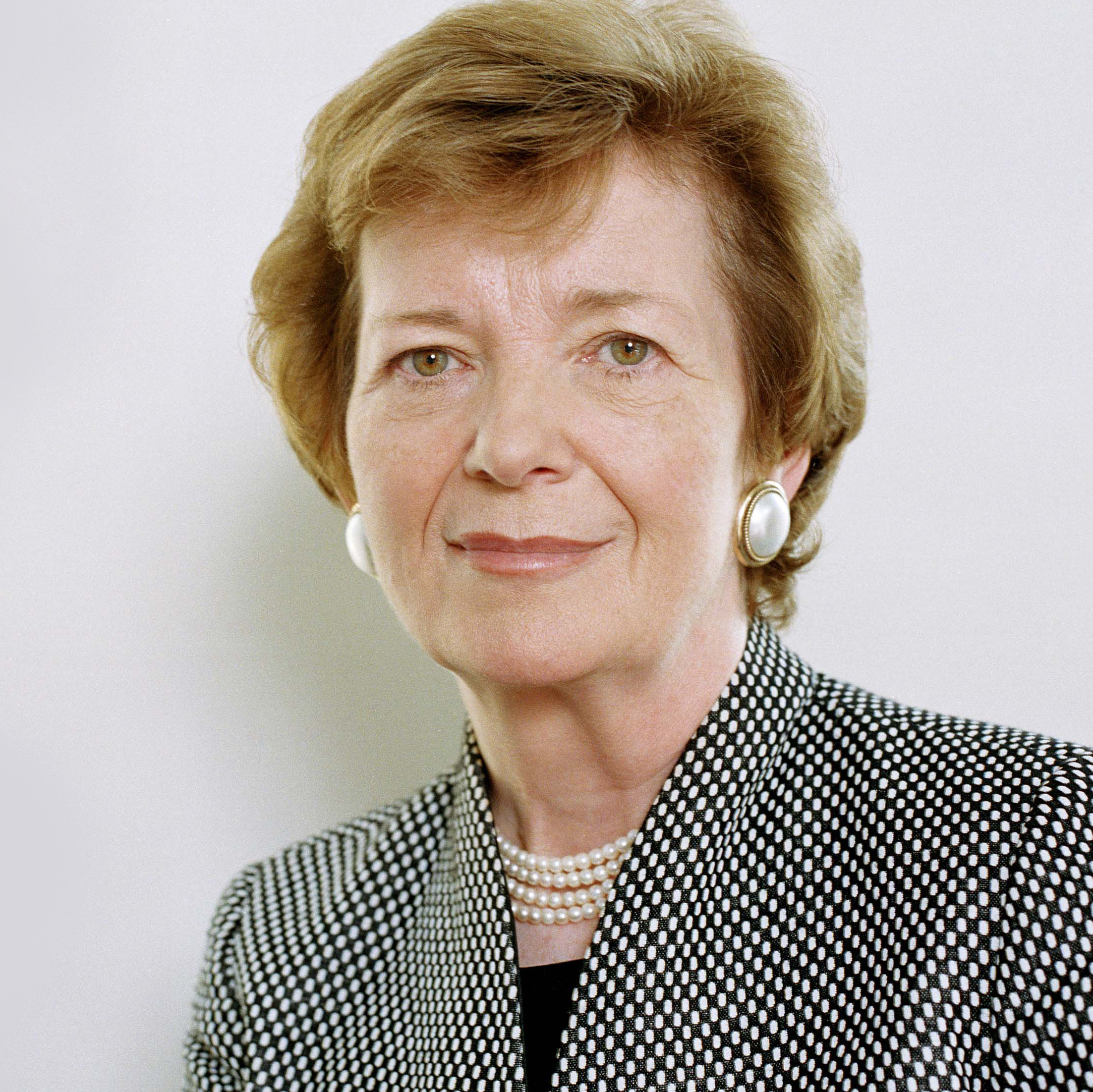 Learn More About President Mary Robinson